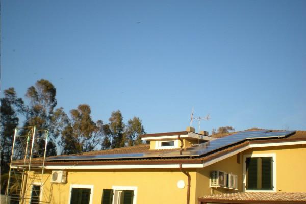 Pannello solare Alghero