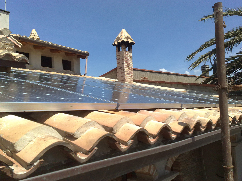 progettazione pannelli solari sassari